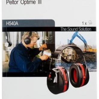 3M Peltor Optime III