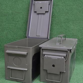 M2A1 hermetická schránka